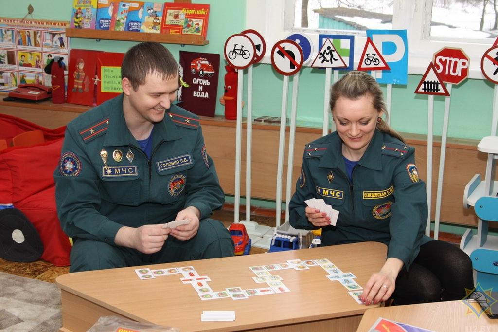 Ясли-сад №11 г. Борисова признан лучшим в области обучения детей безопасности 1