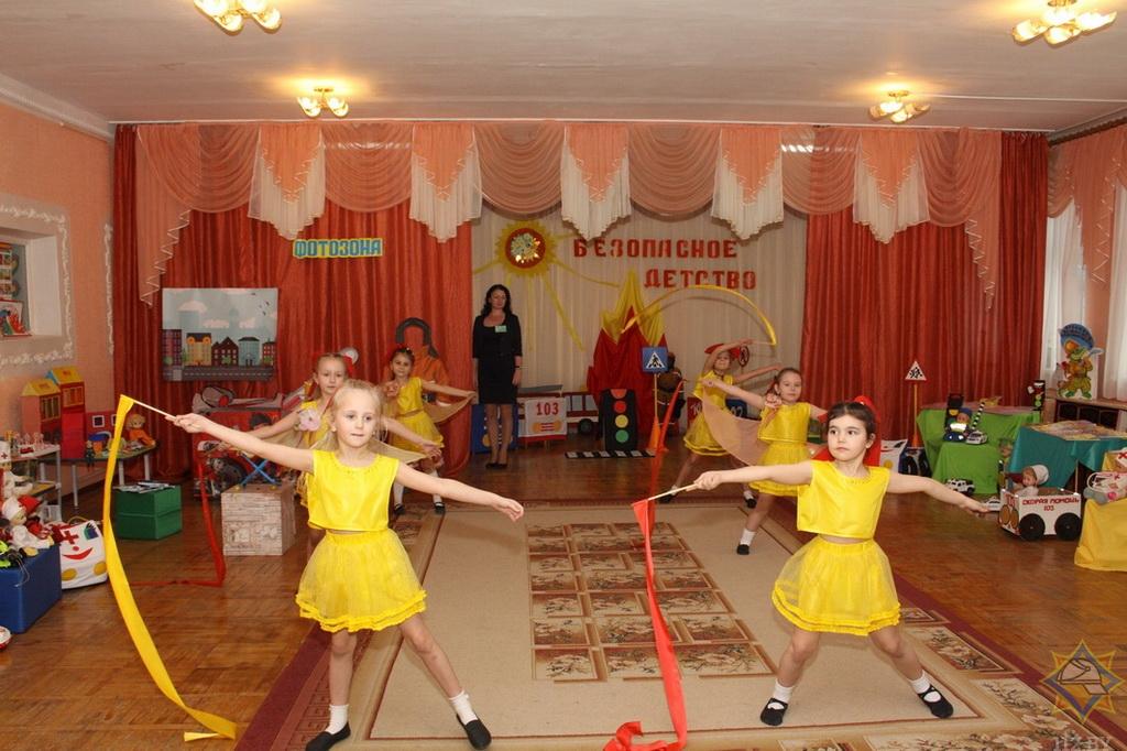 Ясли-сад №11 г. Борисова признан лучшим в области обучения детей безопасности 3