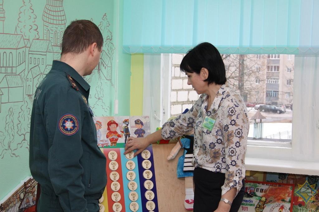 Ясли-сад №11 г. Борисова признан лучшим в области обучения детей безопасности 2